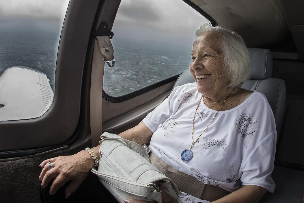 Braga põe idosos a voar pela 1ª vez